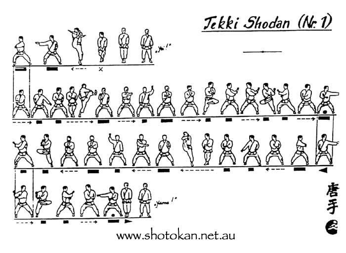 tekki_shodan